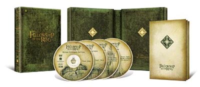 The Fellowship of the Ring: DVD